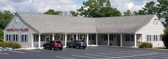 Chiropractic West Greenwich RI Office Building